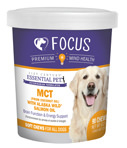 Focus MCT w/ Alaska Wild Salmon Oil Soft Chews